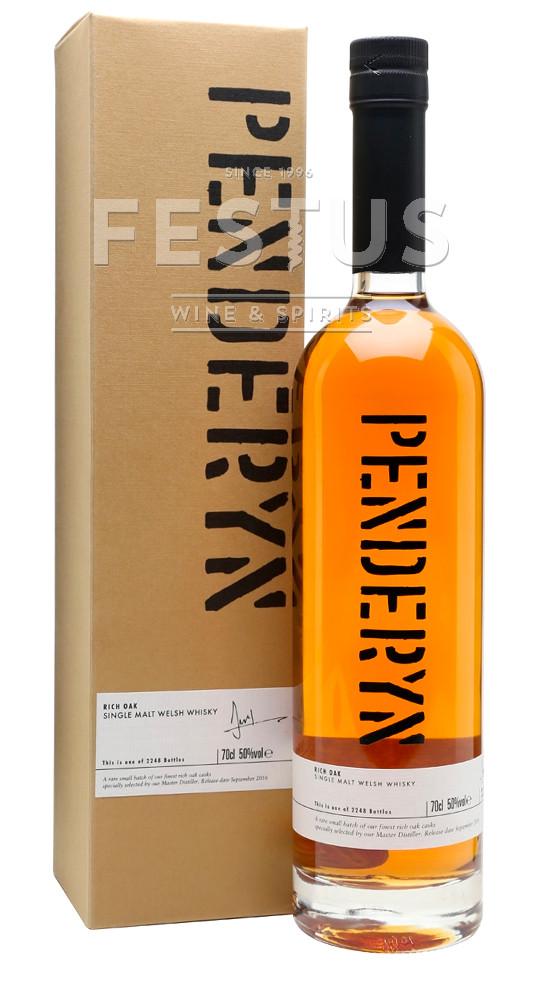 Festus | Penderyn Rich Oak