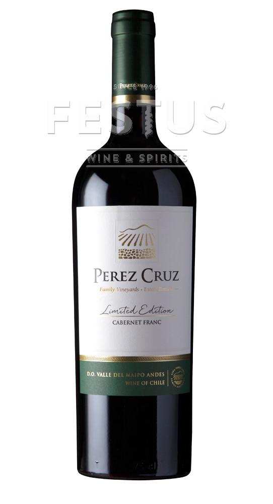 Festus | Perez Cruz Limited Edition Cabernet Franc 2016