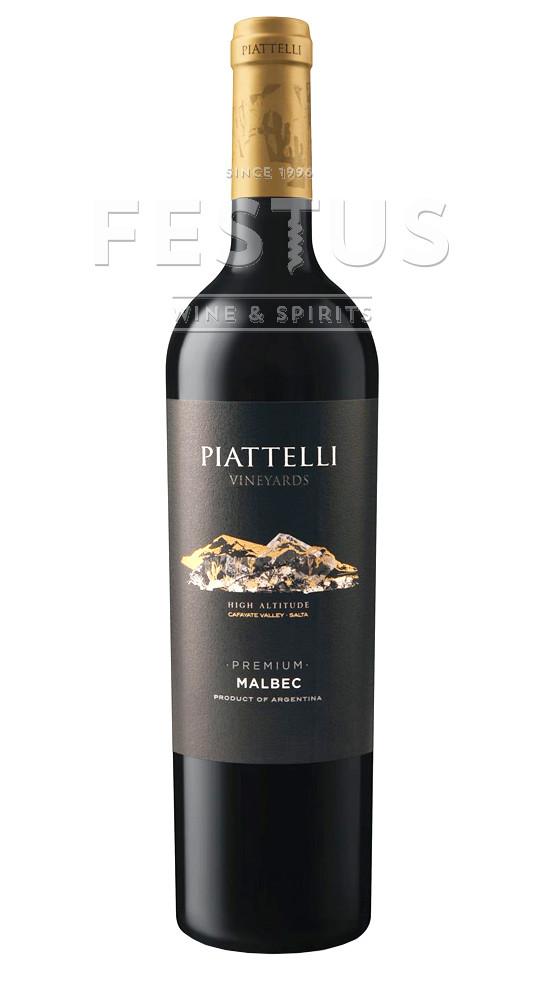 Festus   Piattelli Premium Malbec 2018