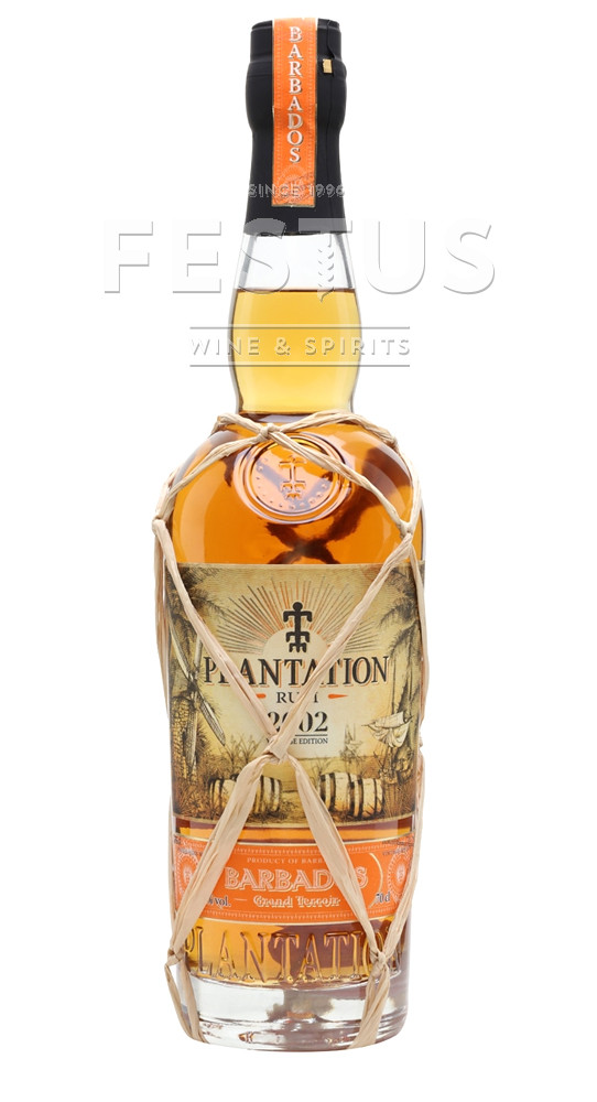 Festus | Plantation Rum Barbados Grand Cru 2002