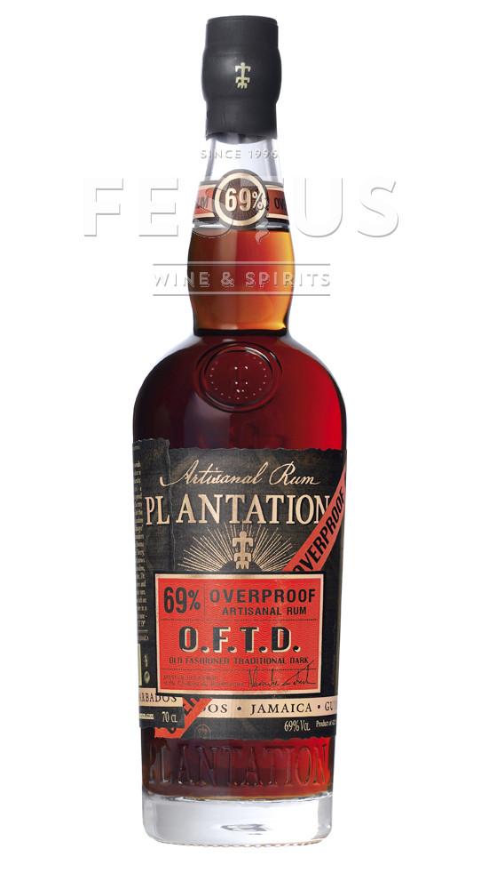 Festus | Plantation Rum OFTD Overproof