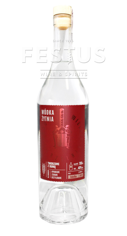 Festus | Podole Wielkie Wódka Żytnia