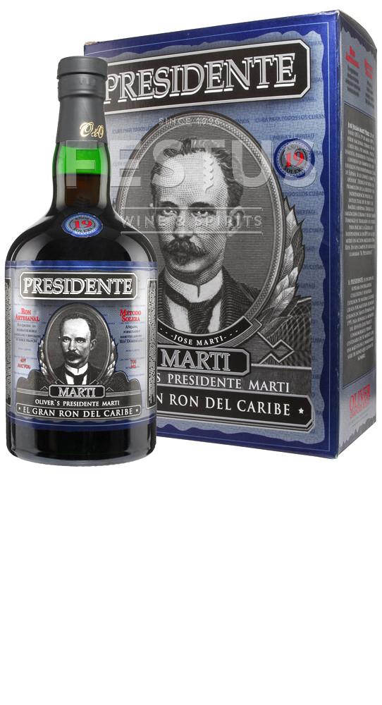 Festus | Presidente Marti Rum 19 YO