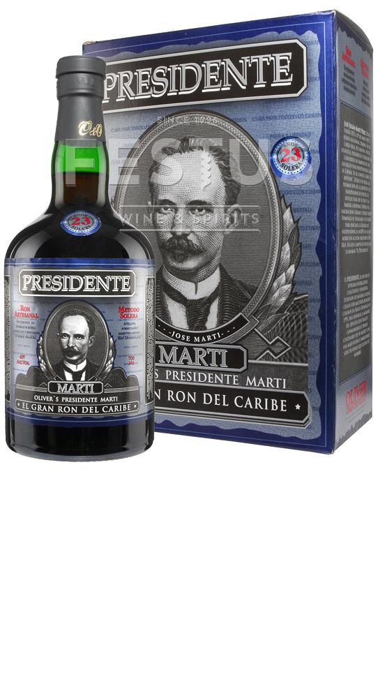 Festus | Presidente Marti Rum 23 YO