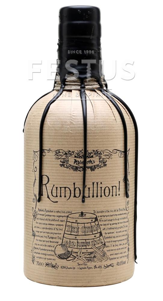 Festus | Professor Cornelius Ampleforth Rum Rumbullion!