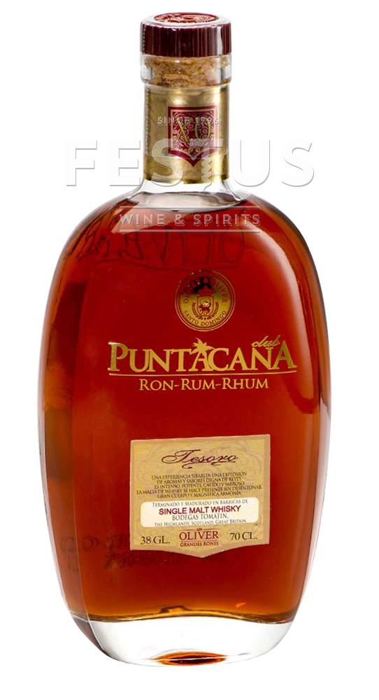 Festus | Punta Cana Club Rum Tesoro 15 YO