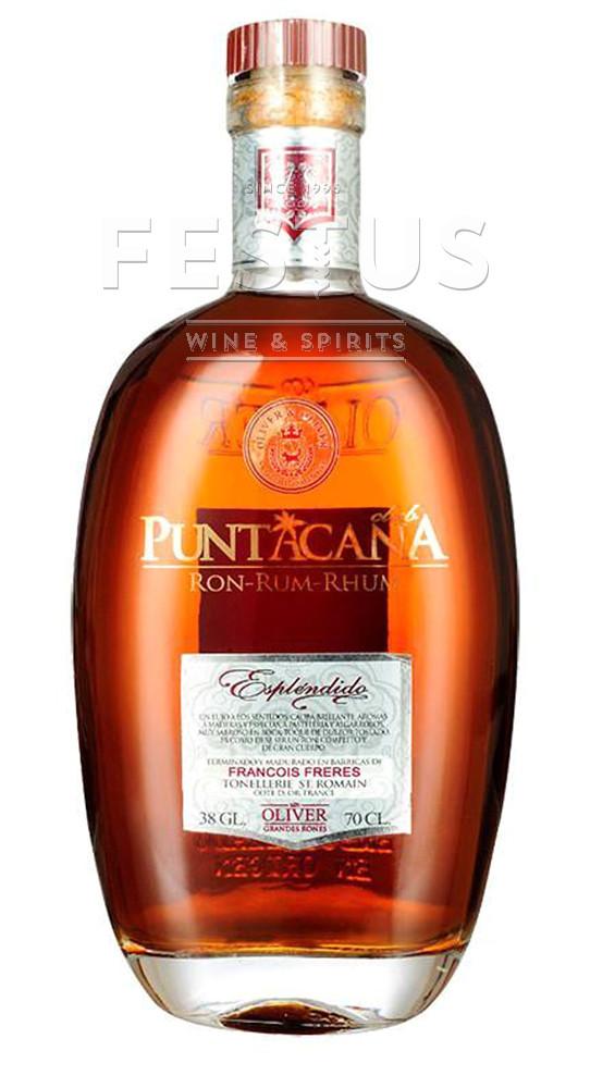 Festus | Punta Cana Club Rum Esplendido 12 YO
