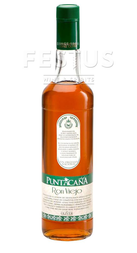 Festus | Punta Cana Club Rum Viejo 5 YO