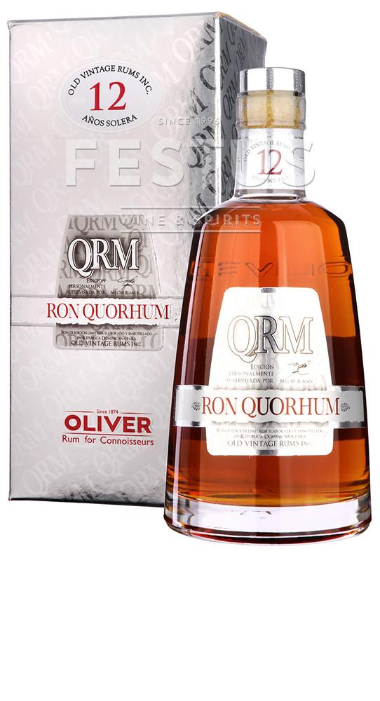 Festus   Quorhum Rum 12 YO