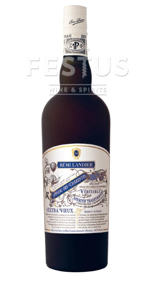 Festus   Remi Landier Pineau des Charentes Blanc Extra Vieux