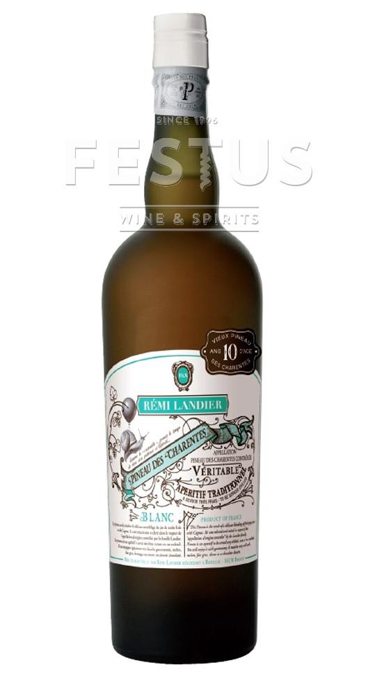 Festus | Remi Landier Pineau des Charentes Vieux Blanc 10 YO