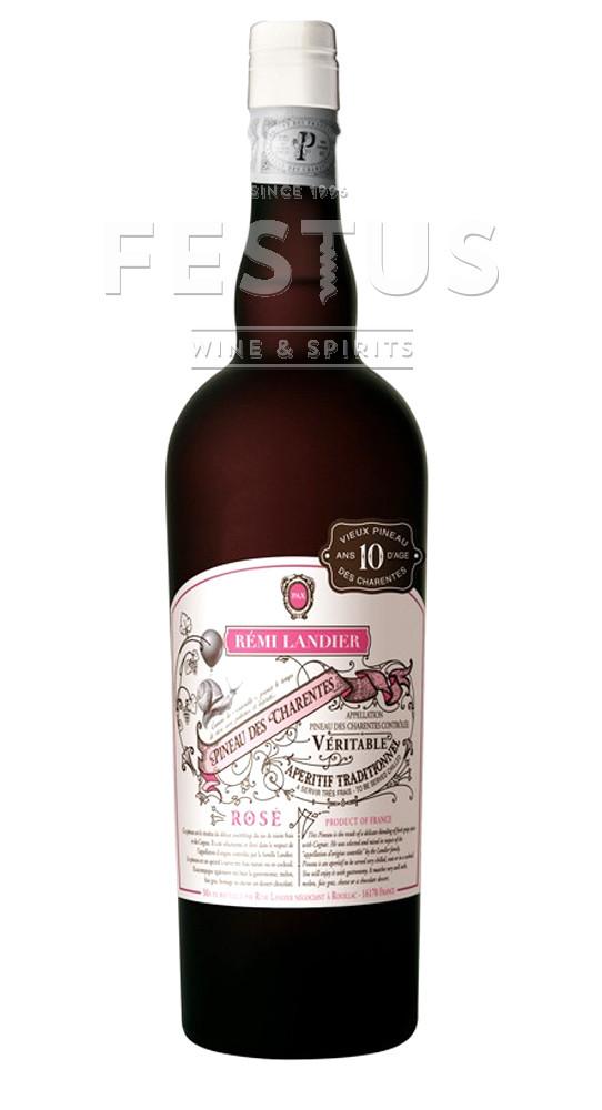 Festus | Remi Landier Pineau des Charentes Vieux Rose 10 YO