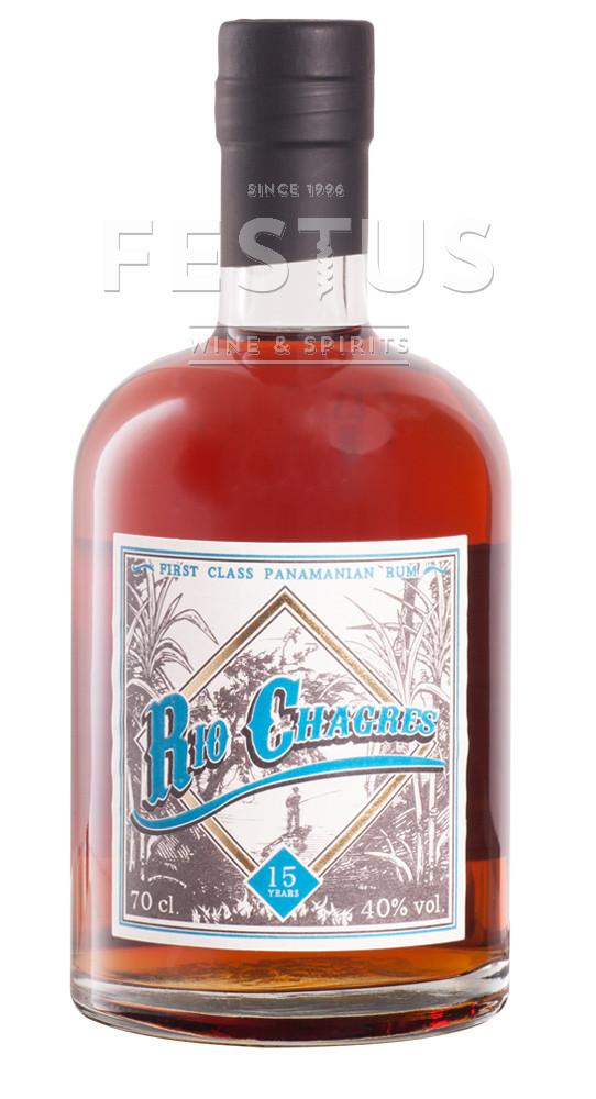 Festus | Rio Chagres Rum 15 YO
