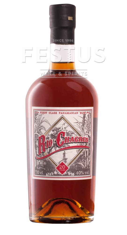Festus | Rio Chagres Rum 20 YO