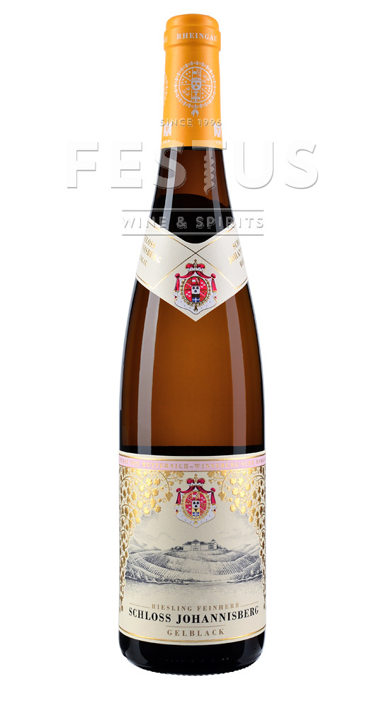 Festus | Schloss Johannisberg Riesling Gelblack Feinherb 2020