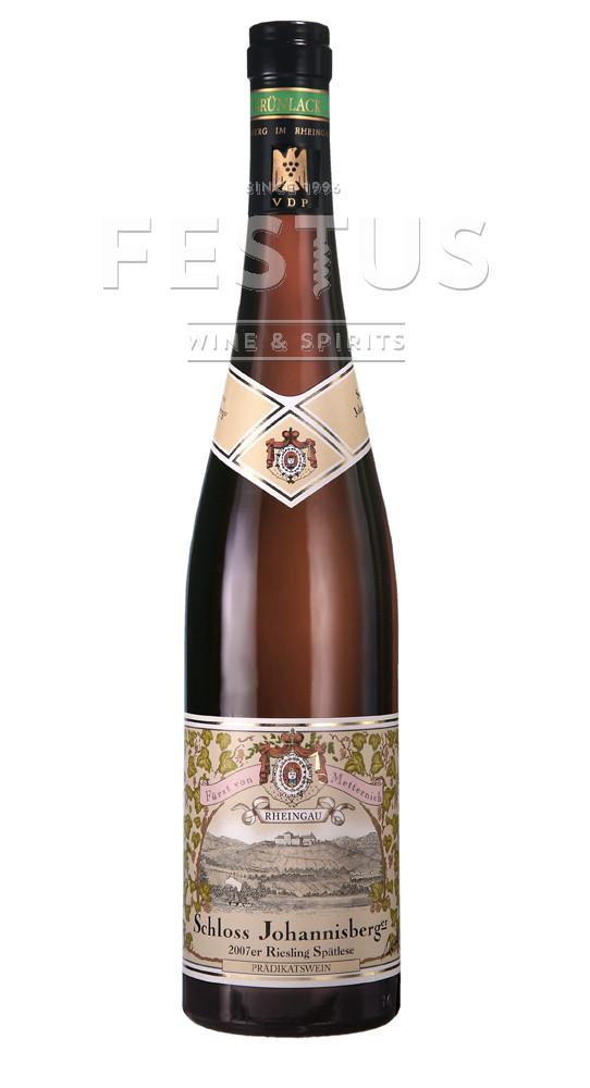 Festus | Schloss Johannisberg Riesling Grunlack Spatlese 2007