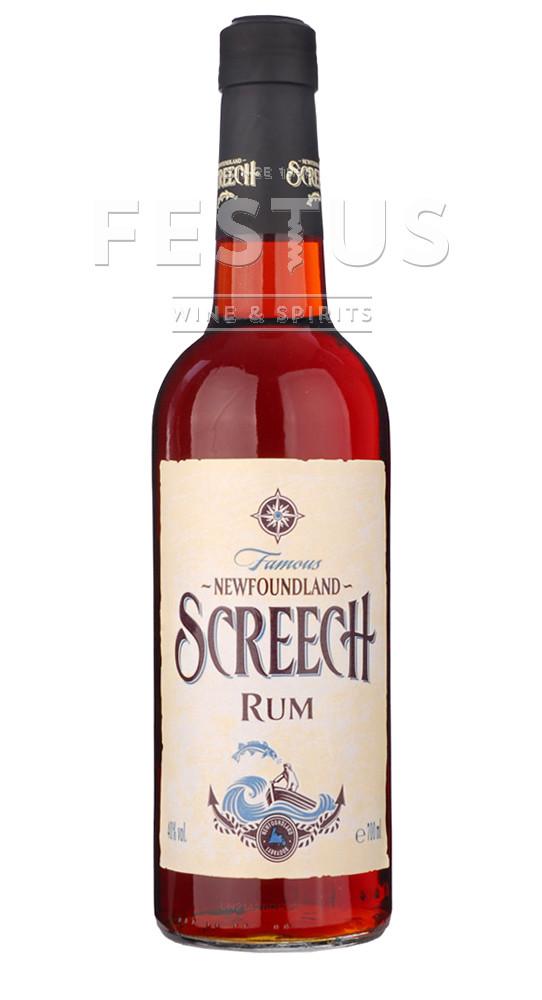 Festus | Screech Famous Newfoundland Rum