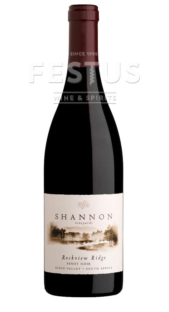 Festus   Shannon Rockview Pinot Noir 2015
