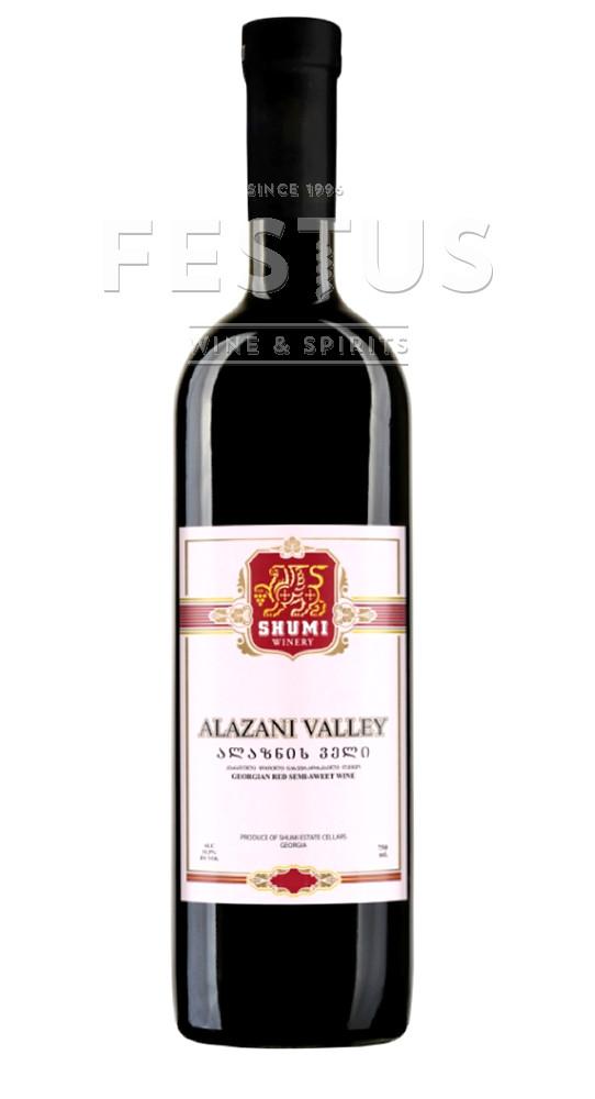 Festus | Shumi Alazani Valley 2017