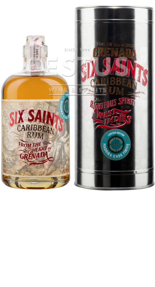 Festus   Six Saints Caribbean Rum Madeira Cask Finish