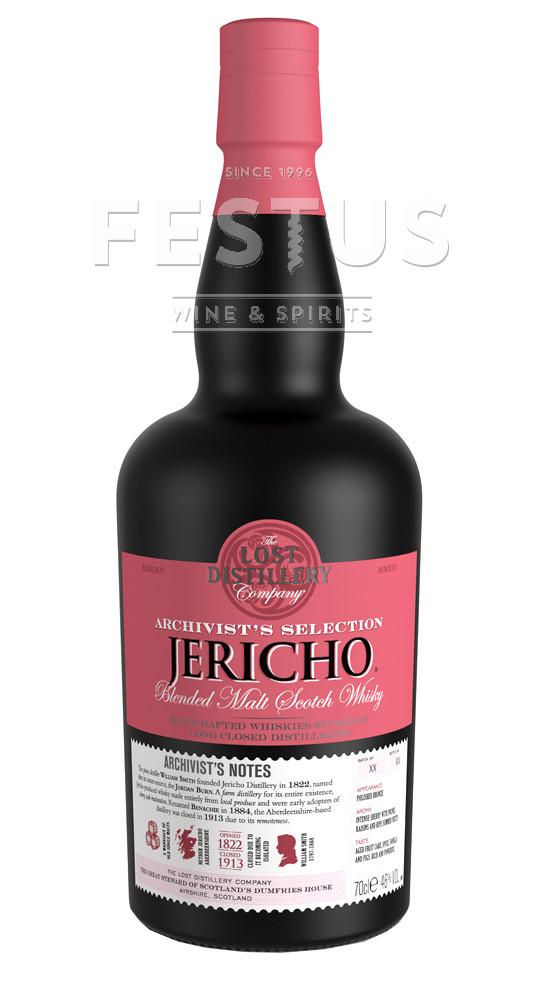 Festus   The Lost Distillery Archivist Jericho