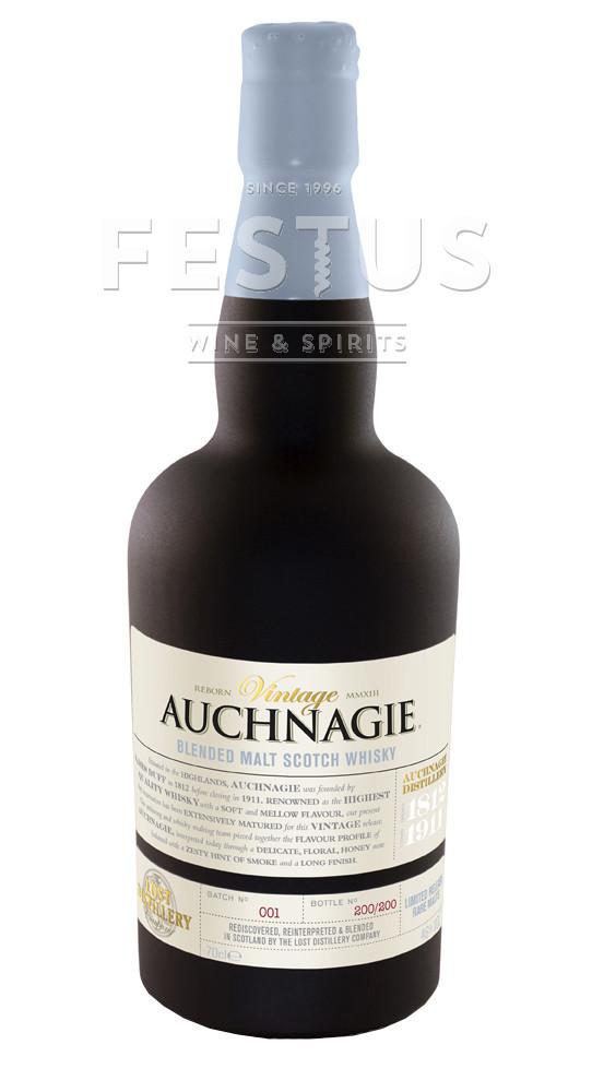 Festus | The Lost Distillery Vintage Auchnagie