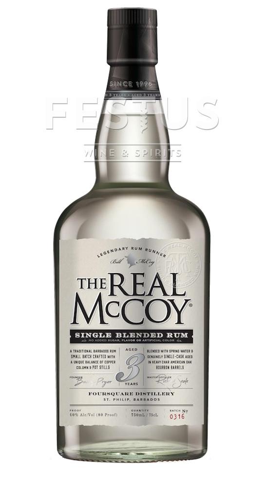 Festus | The Real McCoy Rum 3 YO