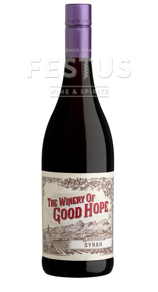 Festus | The Winery of Good Hope Mountainside Syrah 2015