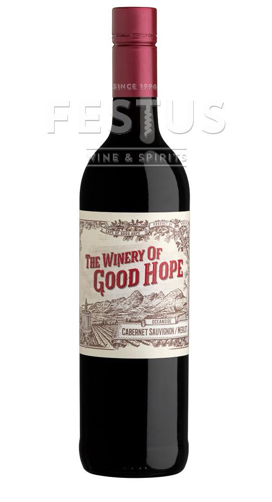 Festus | The Winery of Good Hope Oceanside Cabernet Sauvignon Merlot 2015