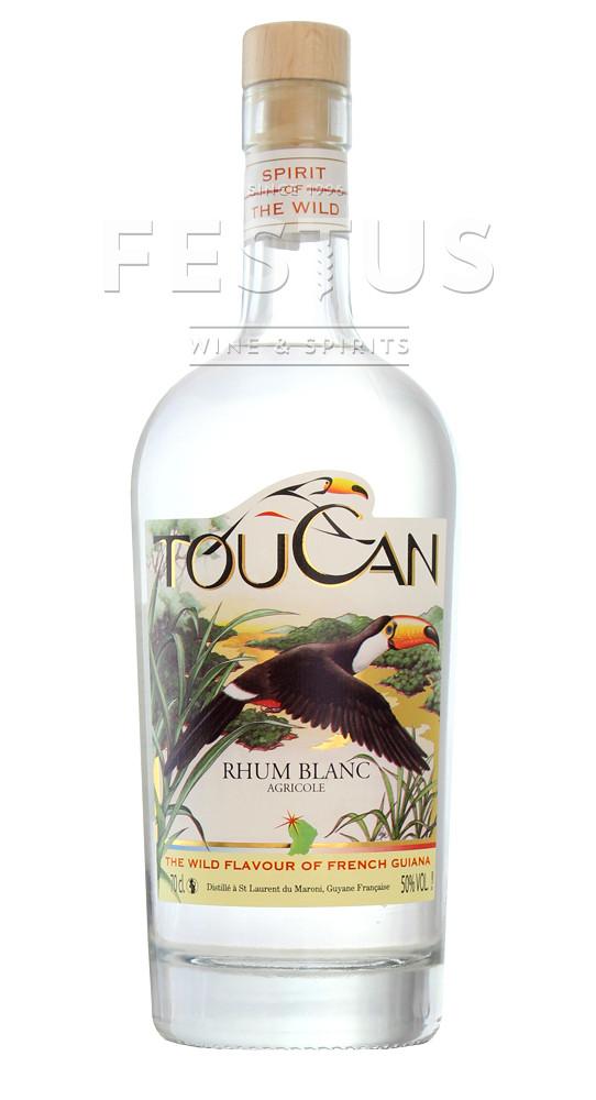 Festus | Toucan Rum Blanc