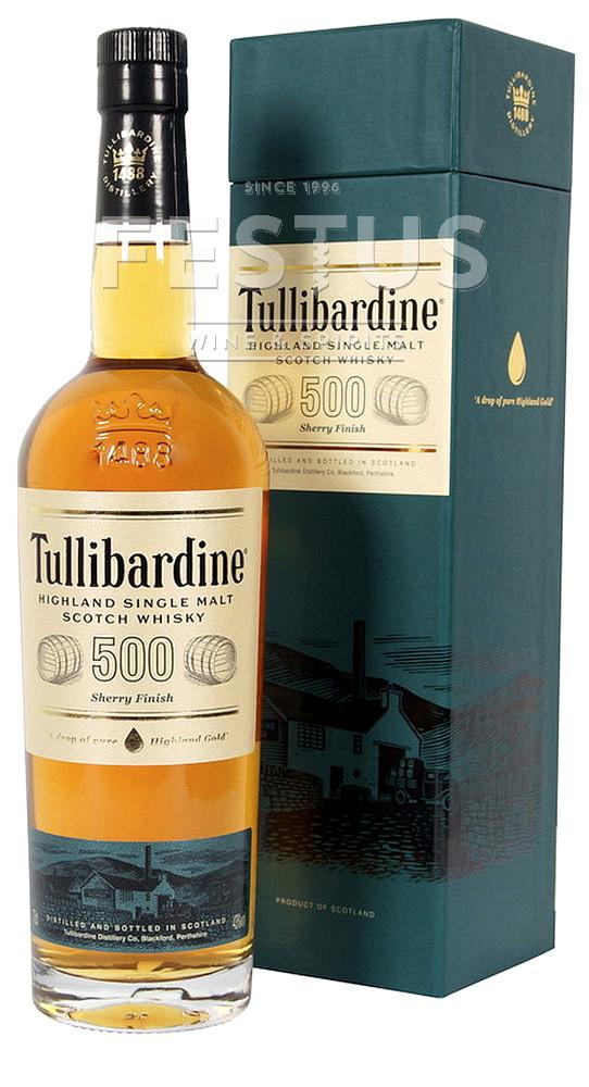 Festus | Tullibardine 500 Sherry