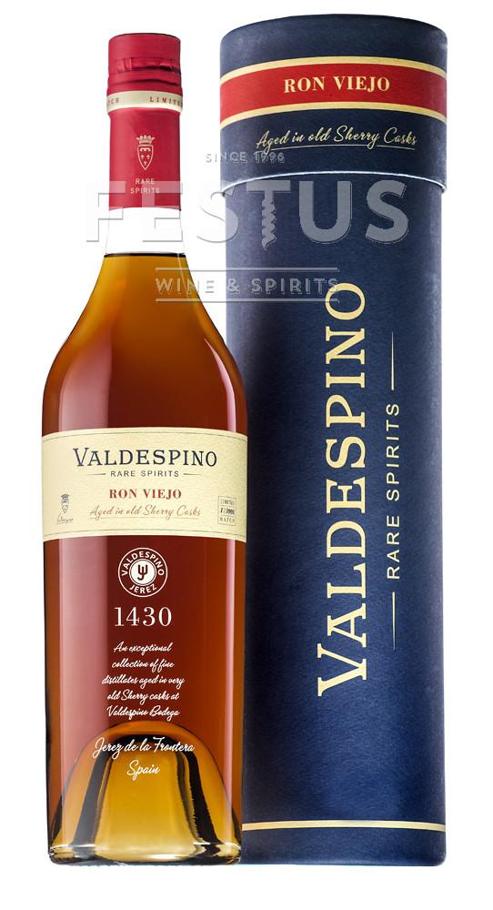 Festus   Valdespino Rare Spirits Ron Viejo