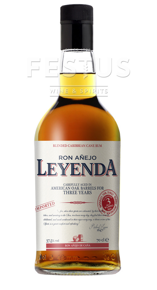 Festus | Valdespino Rum Leyenda 3 YO