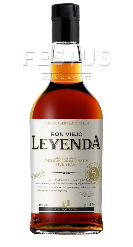 Festus | Valdespino Rum Leyenda 5 YO