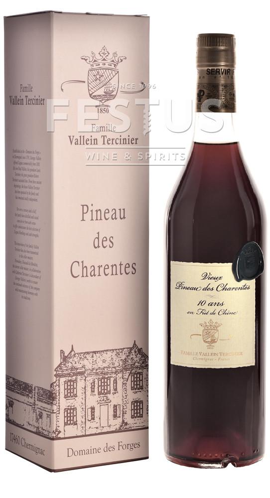 Festus | Vallein Tercinier Cognac Pineau des Charentes Vieux Rouge