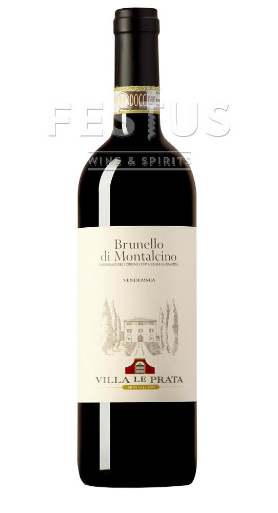 Festus | Villa Le Prata Brunello di Montalcino Magnum 2011