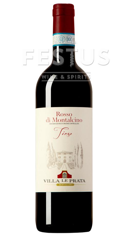 Festus | Villa Le Prata Rosso di Montalcino Tirso 2016