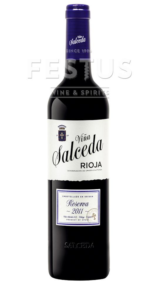 Festus | Vina Salceda Reserva 2011