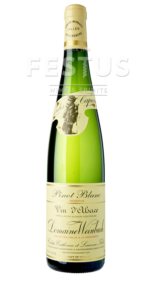 Festus | Weinbach Pinot Blanc Reserve 2014