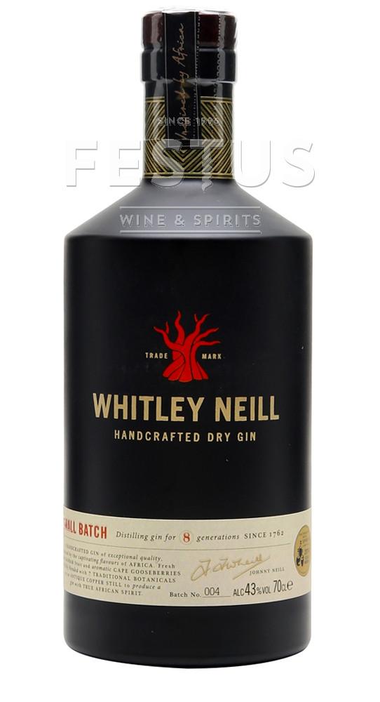Festus   Whitley Neill London Dry Gin + kieliszek