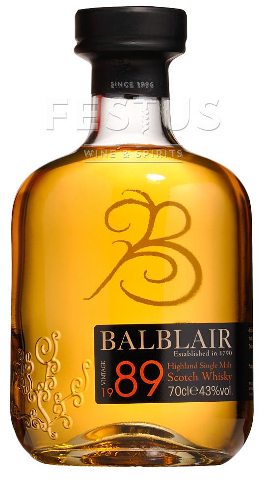 Festus | Balblair 1989 (2nd Release) *
