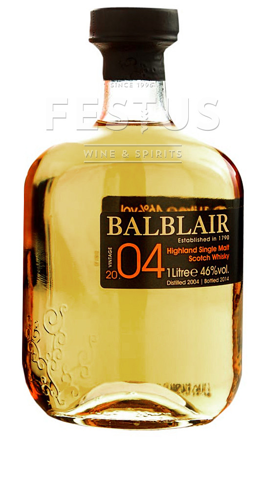 Festus | Balblair 2004 (1st Release) 100cl