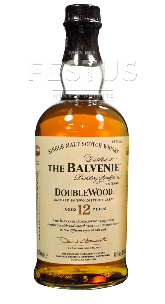 Festus | Balvenie 12 YO Double Wood 100cl