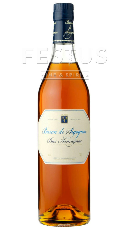 Festus | Baron de Sigognac 1979