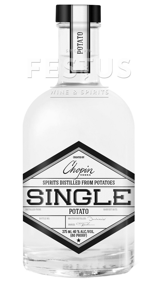 Festus | Chopin Wódka Single Potato 2015 35cl