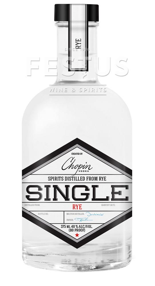 Festus | Chopin Wódka Single Rye 2015 35cl