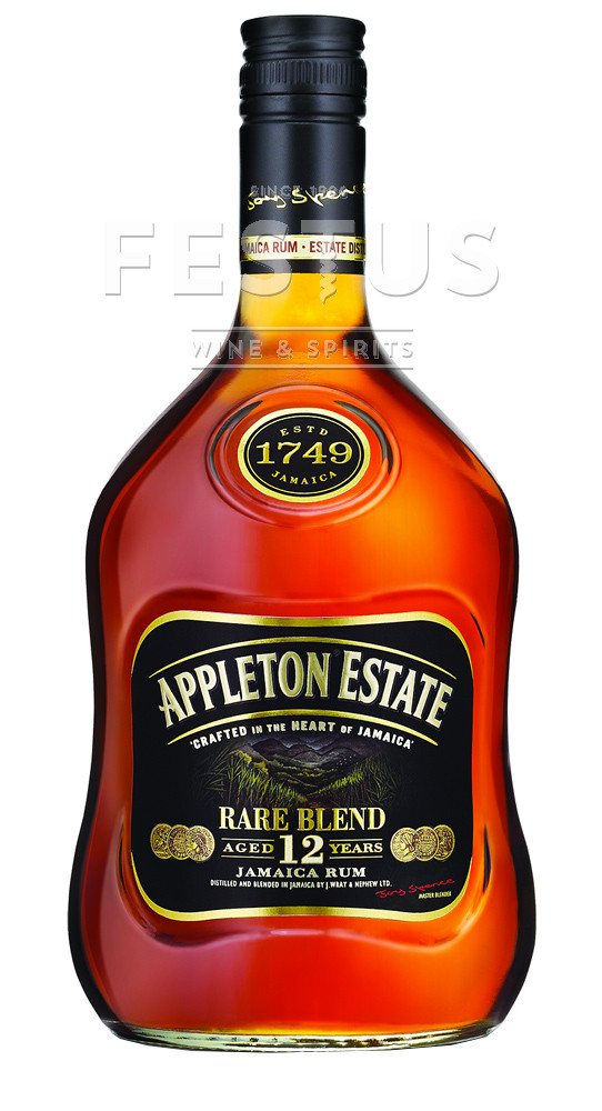 Festus | Appleton Estate Rare Blend 12 YO