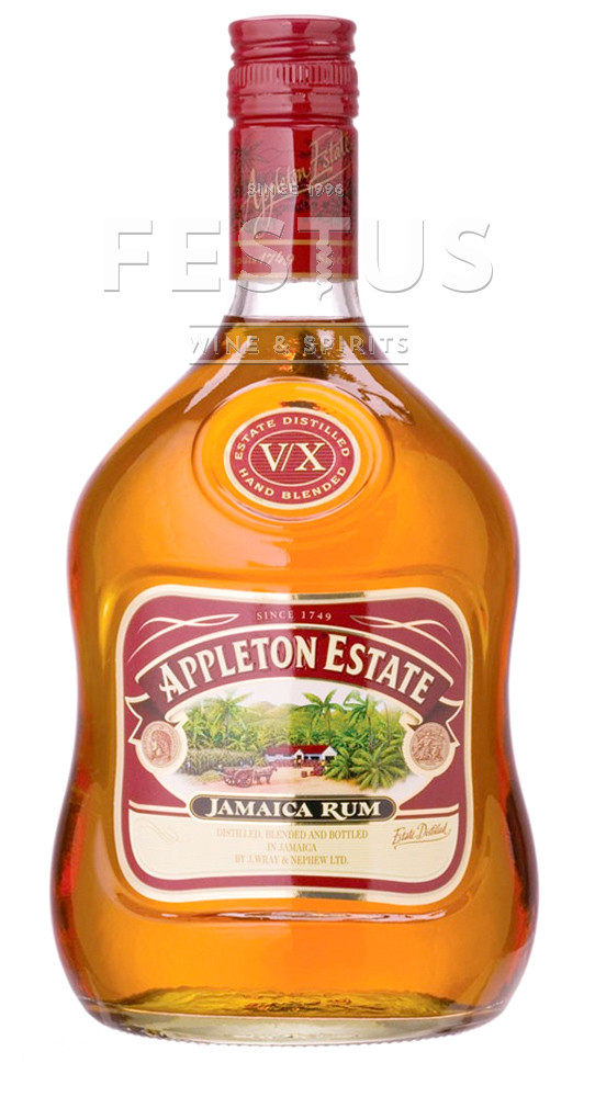 Festus | Appleton Estate V/X