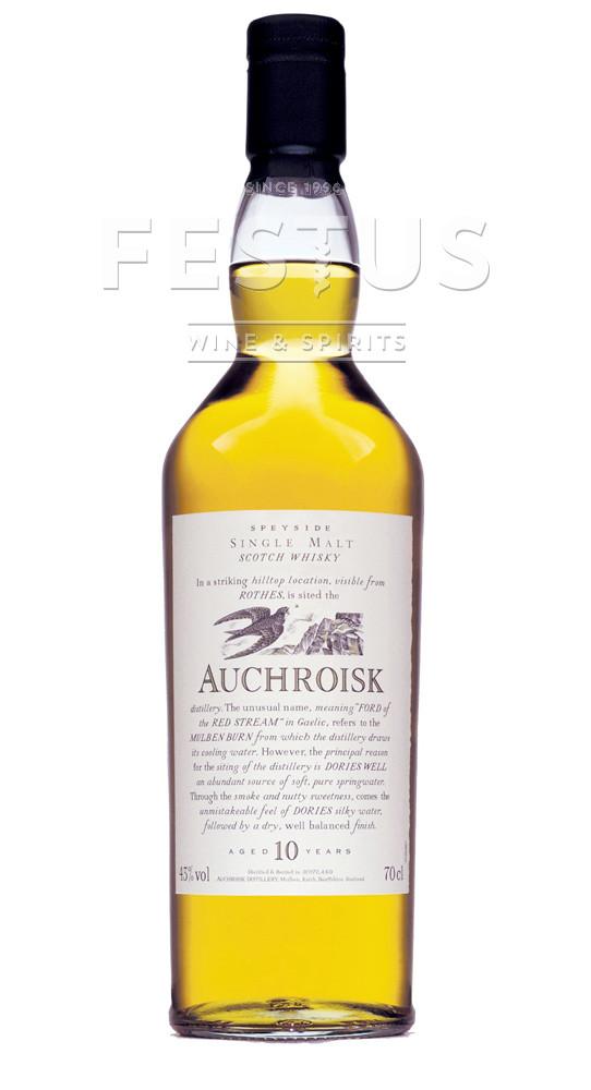 Festus | Auchroisk 10 YO Flora & Fauna