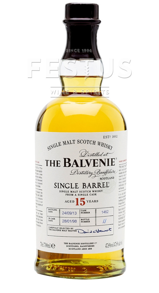 Festus | Balvenie 15 YO Single Barrel